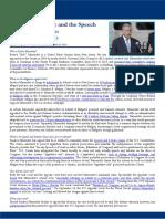 Senator Menendez and the Speech and Debate Clause