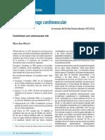 SPMI 2014-1 Articulo 4 Endotelio y Riesgo_cardiovascular