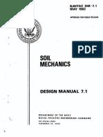 NAVFAC_Soil Mechanics 7.01
