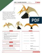 LitArt - JPR .-.Pteranodon i e Ltr