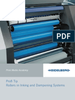 Profi Tipp 3 Rollers in Inking and Dampening Systems