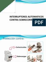 05.3 Interruptores Automáticos