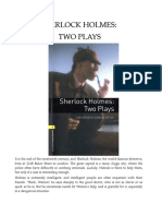 Sherlock Holmes. Two Plays