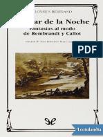 Gaspar de La Noche - Aloysius Bertrand