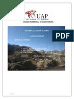 Informe Geología Salida 2