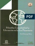 Raúl D. Motta 2008 Filosofia Complejidad y Educacion
