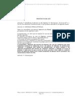 CABA - Proyecto de Ley 2298