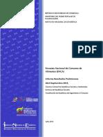 Informe INE 2015