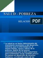 SALUD - POBREZA.ppt