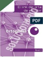 SOLUCIONARIO-ORTOGRAFÍA-6º
