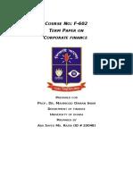 Term Paper-Bangas (FSAV)
