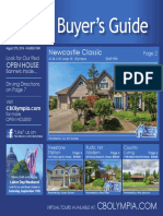 Coldwell Banker Olympia Real Estate Buyers Guide August 27th 2016