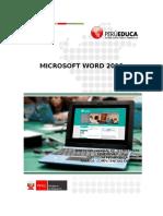 Instructivo de Microsoft Word 2010