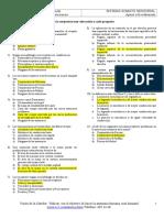 Cuestionario Sistema Somatosensorial SSS