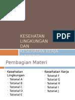 Kesling Dan Kesker Lingkup Agroindustri