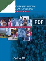 Rapport de Santé Publique 2012