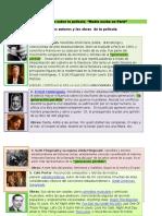Análisis Literario Medianoche en París- Agosto 26