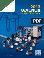 2013 Walrus Pumps