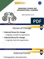 Change and Dev-Rev