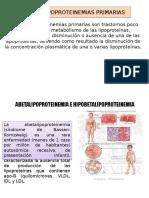 Hipolipoproteinemias primarias.pptx