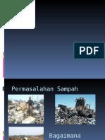 PENGELOLAHAN SAMPAH
