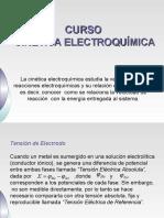 Curso Cinetica Electroquimica Base