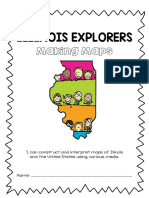illinois explorers - making maps