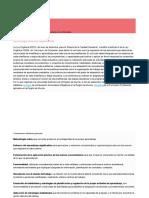 Informática II Modelo de Enseñanza Aprendizaje