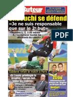 LE BUTEUR PDF du 31/05/2010
