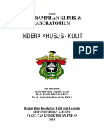 Manual Indera Khusus Kulit 2014