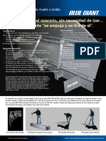 Folleto Del Nivelador de Borde Mecanico (Mini Dock)
