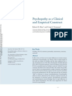 23131483 Psychopathy as a Clinical and Empirical Construct
