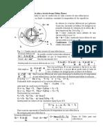 Conducción radial de calor a través de una Esfera Hueca