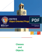 Classes and Objects(2)