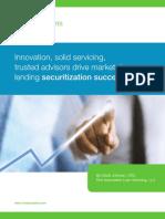 First Associate Securitization White Paper