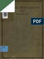 English Secularism by George Holyoake