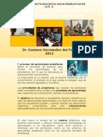 ADMINISTRACIÓN Y GESTIÓN DEL AULA  EN LA EDUCACIÓN SUPERIOR