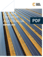 Clean Energy Australia Report 2015