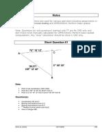 Short Exercises CAD - 20 Questions