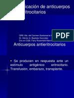 Anticuerpos Antieritrocitarios 15 Minutos (1) DR HDZ