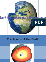 Earths Internal Sructures