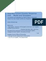 School Drills Model and Templates