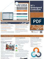 Curriculum Brochure 2015