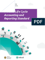 Product Life Cycle Accounting Reporting Standard 041613