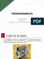Termodinámica Ppt 01 Termod
