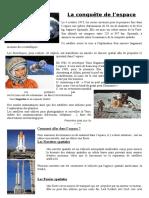 Documents Questions La Conquête de Lespace