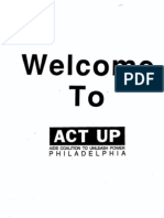 WELCOME TO ACTUP (MULTI-PAGE)