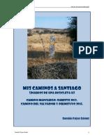 02. Los Caminos a Santiago. Diarios de Una Bicicleta Volumen 2