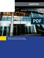 Alert on Bac Talk Architecture Brochure