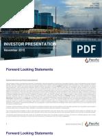 Pacific Rubales 151112 November Corporate Presentation